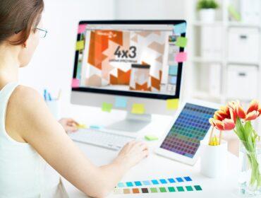 6 zasad projektowania grafiki na ściankę reklamową
